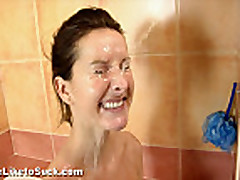 Piss: Vanessa Jordin Cumshot and WaterSports