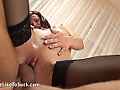 Leila Enjoys Hard Fuck