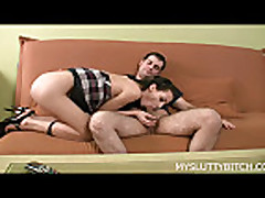 Hard Threesome