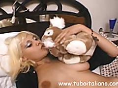 Susanna Italian Amateur Amatoriale