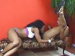 Real Black Lesbians part 1