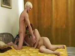 mature mom gets anal