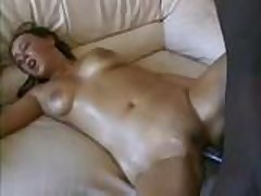 Teen Fucks Black Monster Cock