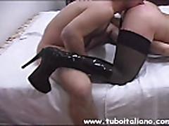Italian Milf Casting Moglie Italia