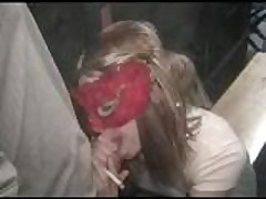Smoking Fetish - Pepper Harley is acting as a smoke and