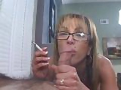 Smoking Fetish - Cock smoking Grannies 2008