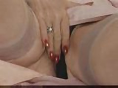 German classic Horny granny lesbians in stockings