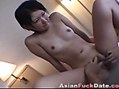 Sensitive Japanese Amateur Teen