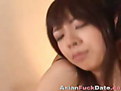 Japanese Shy Teen Gets Banged