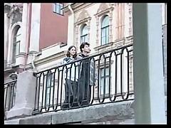 St Petersburg. Public fuck