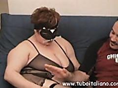 Tamara Italian Wife Threesome