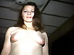 No Sound: Ontario Milf 3 Dancing Stripping masturbating