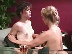 Dildo Debutantes - Scene 2