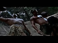 2 army guys fuck 2 army sluts in the forest
