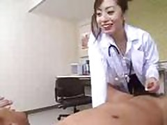 JAV Maid N Doctor Cosplay Creampie