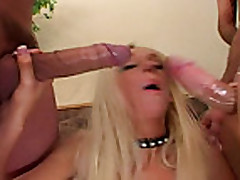 Anal dp gangbang and this lady cant get enough
