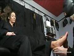 Ballbusting With Mistress Anuska