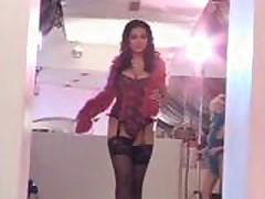 Porn Star Fashion Show