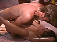 Homegrowncreampies Skinny, Pierced Babe Gets A Cunt Ful