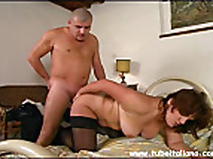 Italian Big Tits Mature Fucked
