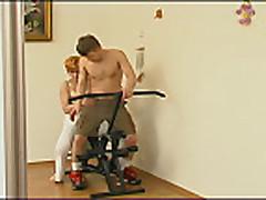 russian mature - Christina 4