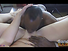 Amateur Wife Gets Creampie From First Black Guy