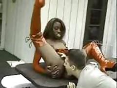 Monique Being Bad