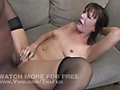 Dana DeArmond Bounces Her Big Ass On Mr Marcus' Dick