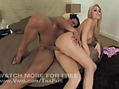 Monique Alexander Gets Bent Over And Drilled