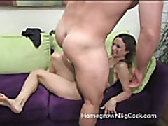 Homegrownbigcock's Amber Is A Gem