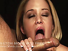 Lanny Barbie Gets Fucked On Stage At A Strip Club