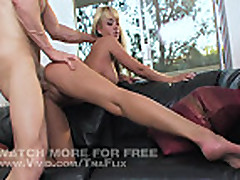 Briana Blair Rides Dick And Gets Bent Over And Fucked