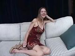 Quirky Teen Girl - Interview & Masturbation