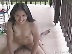 Homegrownvideos Petite Venus Gets Fucked Then Takes A C