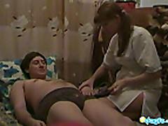 Homemade Blowjob treatment