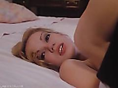 Brigitte in a threesome