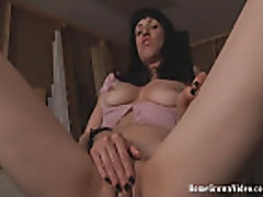 Homegrownvideos Pamela Sucks Cock While Being Fucked By