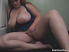 Big Boobs Cheryl Works Multiple Cocks At A Glory Hole