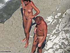 Voyeur sex beach 6 DR3