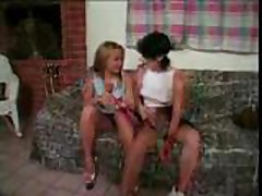Diamond & Claudia Adkins - Scene 3