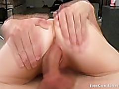 HomegrownVideos - Innocent Brunette Lexi Wants Big Cock