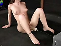 gen padova machine spread legs with most beautifull fee