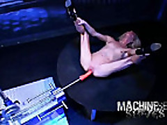 Monika Sommer fucking machine