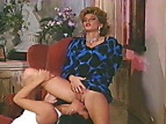 Gina Valentino & Ginger Lynn - Gingers Private Party