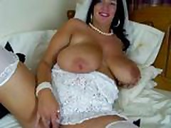 BigBouncingBoobs - Simone is the Bride