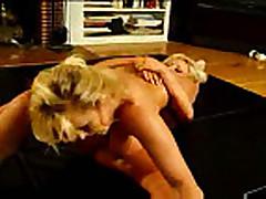 Tanya Danielle vs Sexy Blonde