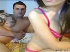 Cam- horny homemade amateur webcam teens