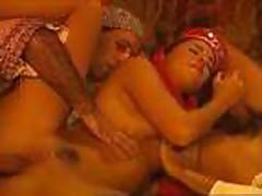 Oriental sex orgy