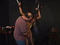 Teen strung up and abused