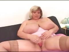 fat blonde tits hanger